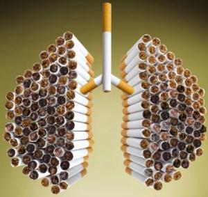 Бросила курить очищаются легкие
