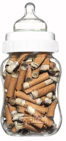 Курение до беременности
